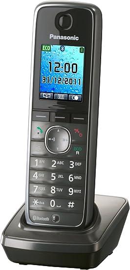 Panasonic KX-TGA860EXM - Teléfono inalámbrico digital supletorio (sin base emisora): Amazon.es: Electrónica