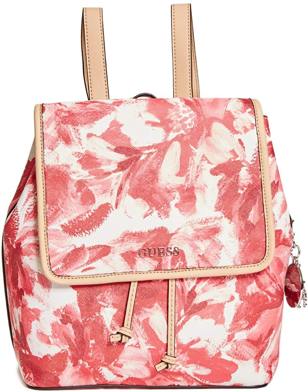 GUESS Factory Ellisha Floral-Print Backpack