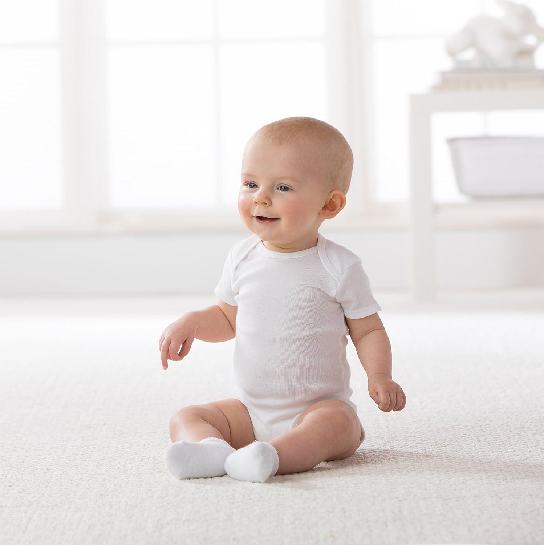 Gerber Uni Baby 5 Variety Pack esies Brand White 0 3 Months