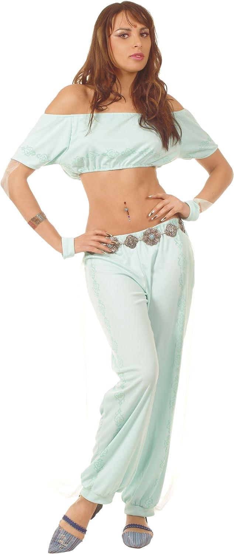César - Disfraz de árabe para mujer, talla única (A869-001 ...
