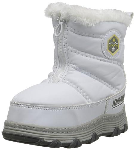 d178394b9825 Khombu Mimi Front Zip Moon Boot (Toddler Little Kid Big Kid)