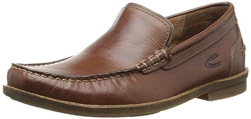 camel active Garda 14 349.14.01 - Mocasines de cuero para hombre: Amazon.es: Zapatos y complementos