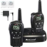 Midland - LXT500VP3, 22 Channel FRS Walkie Talkies with Channel Scan - Extended Range Two Way Radios, Silent Operation, Batte
