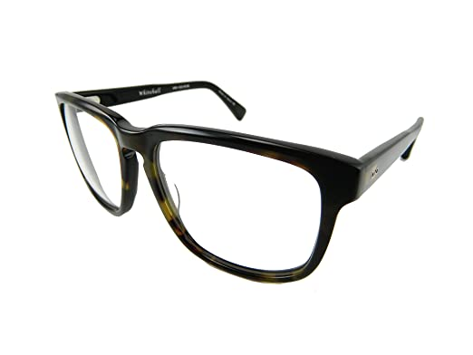 10da1b7259 Amazon.com  New Dita Whitehall DRX-2037B Dark Tortoise Burnt Brown  Eyeglasses Made in Japan 55mm  Clothing