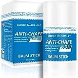 Jadole Naturals Anti Chafe Guard Balm Stick Anti Friction with Shea Butter 2.82 oz