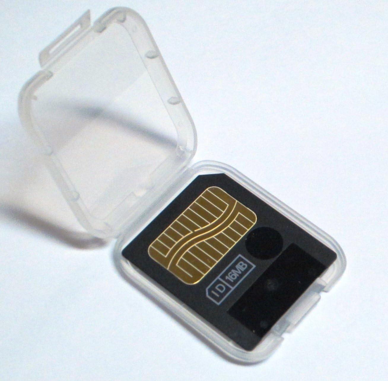 32MB SM SmartMedia 32MB SM 3.3V Memory Card Made by Toshiba W//Case GENUINE NEW