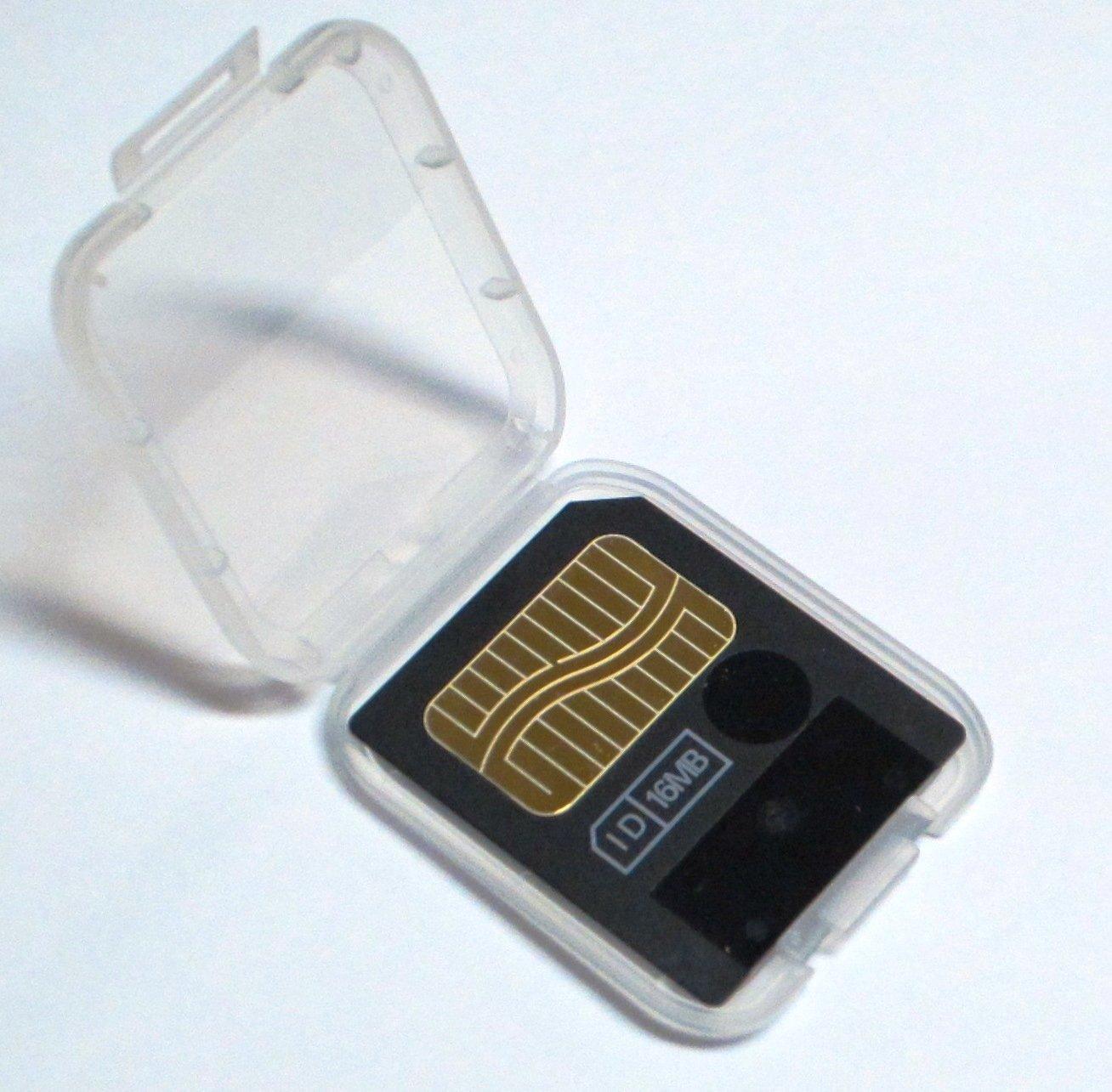 SmartMedia - Tarjeta de Memoria Flash Digital de 16 MB ...