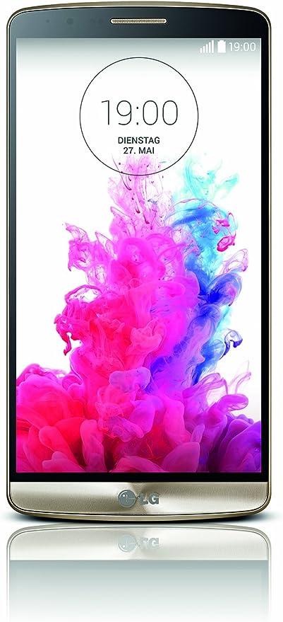 LG G3 - Smartphone Libre Android (Pantalla 5.5