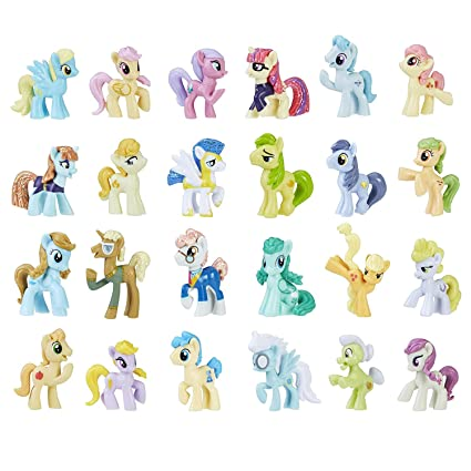 Amazon Com My Little Pony The Movie 2017 Wave 3 Series 21 Mystery