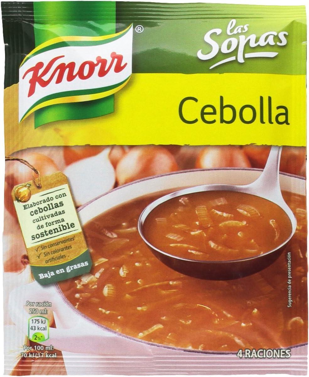 Knorr - Sopa Cebolla, 50 g