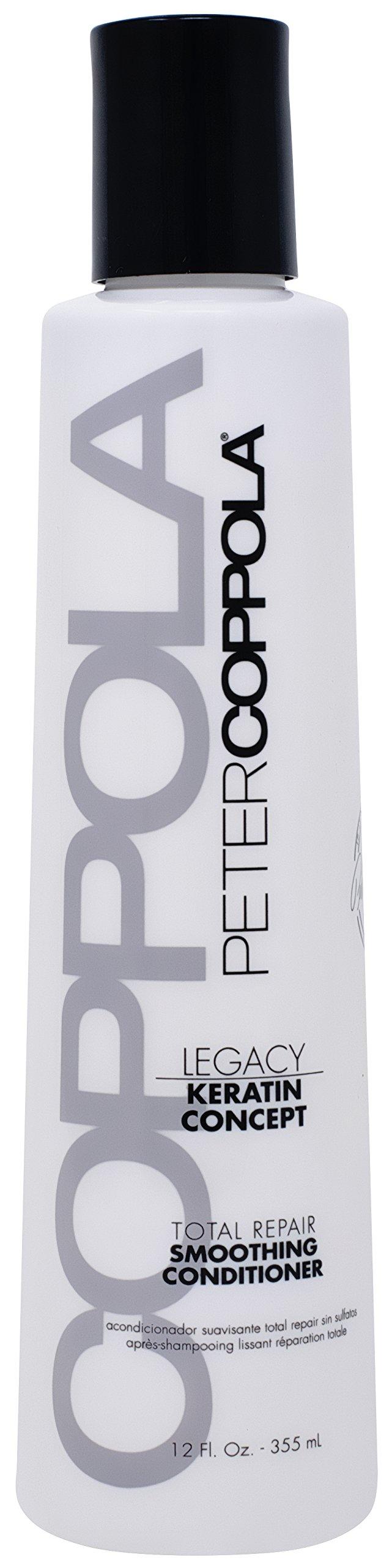 Peter Coppola Legacy Total Repair Conditioner - Keratin Protein, Anti Frizz Repairing, Color Safe