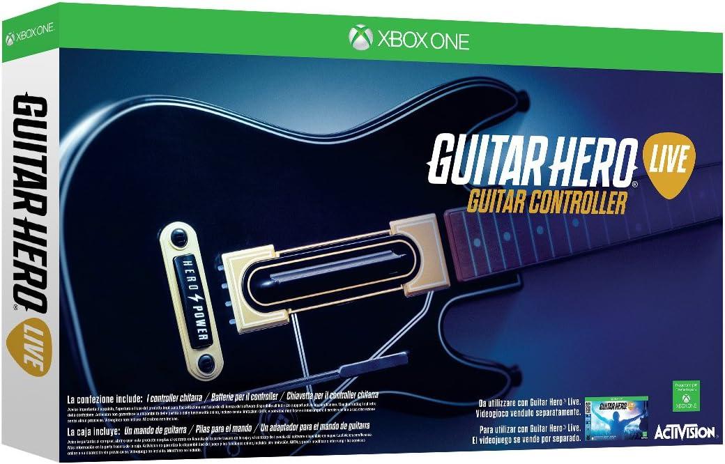 Activision - Guitarra Guitar Hero Live (PlayStation 4): Amazon.es: Videojuegos