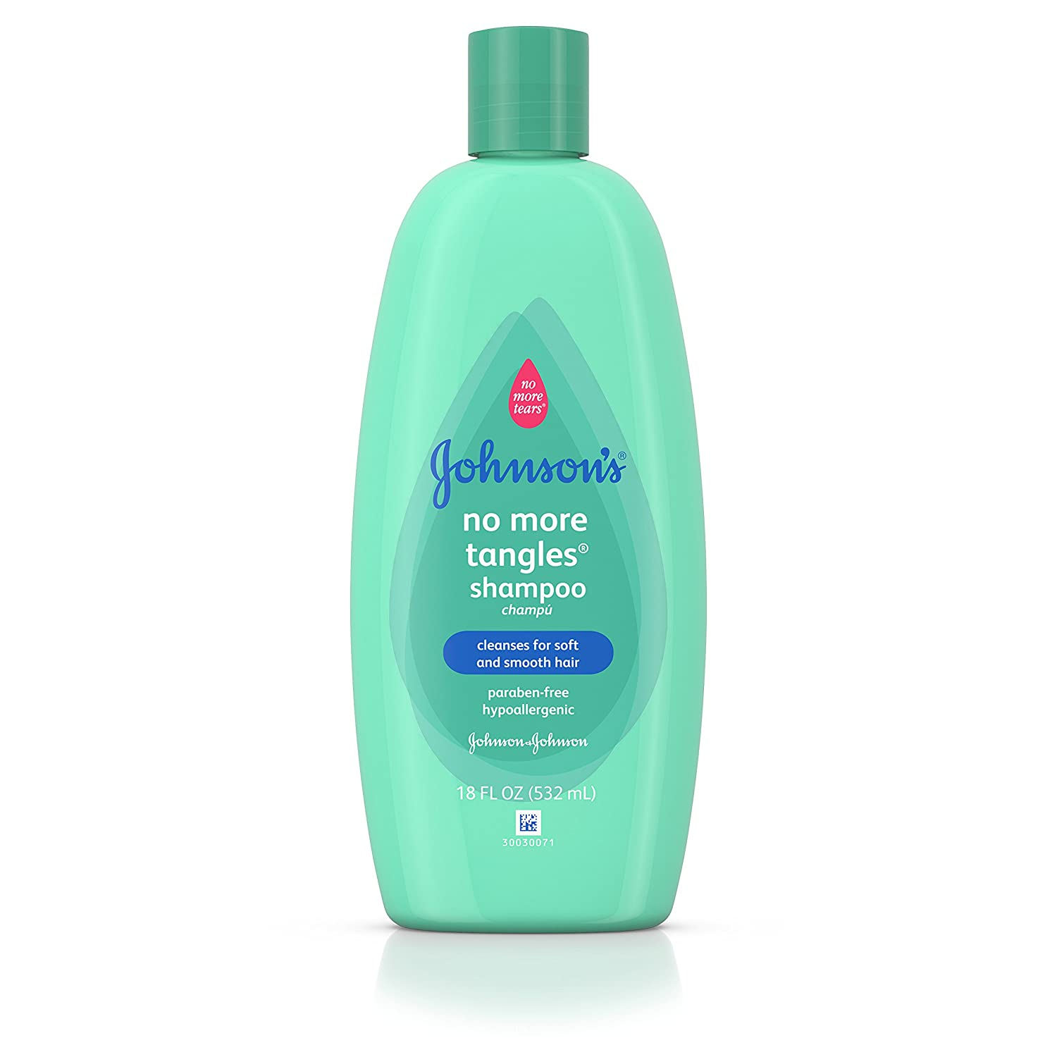 Jonnson & Johnson No More Tangles Shampoo + Conditioner 530 ml Johnson & Johnson 4349
