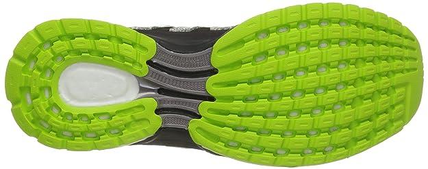 Amazon.com | adidas Response Boost 2 Techfit Mens Running Sneakers/Shoes-Black-6.5 | Road Running