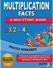 Multiplication Facts - A Self-Study Guide: Practice Worksheets