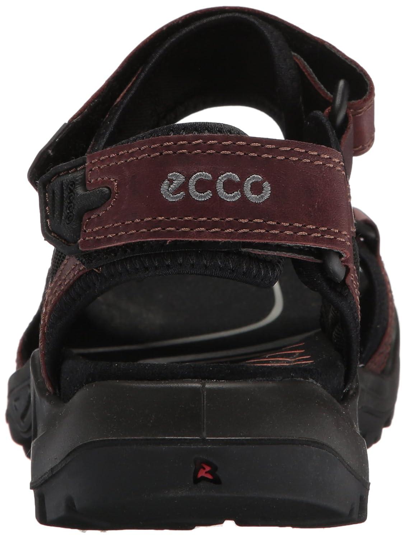 ECCO Herren Offroad Trekking- & Wandersandalen    82bcf6