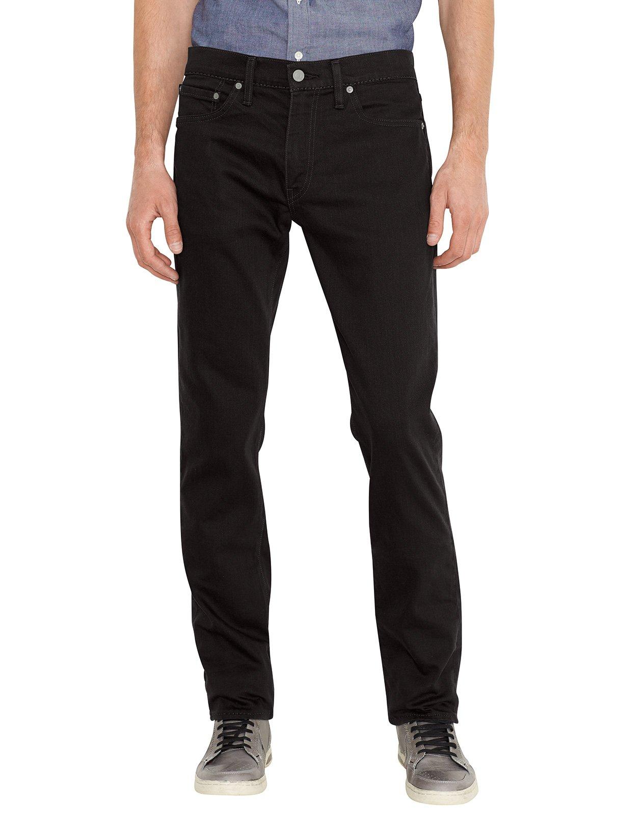 Levi's Mens 511 Slim Fit Jeans Black Size 32 Length 30