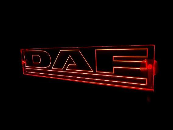 con Logo per Camion e Camion Sconosciuto Placca Luminosa a LED da 24 V