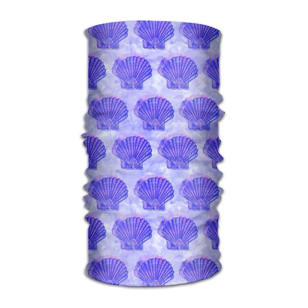 Redcong Headbands Headwear Bandana Purple Jewelry Scarf Wrap Mask Sweatband Outdoor Headscarve