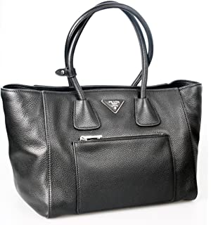 7b55474288c502 PRADA Saffiano Lux Bag BN2674 NZV F0POK: Amazon.co.uk: Shoes & Bags