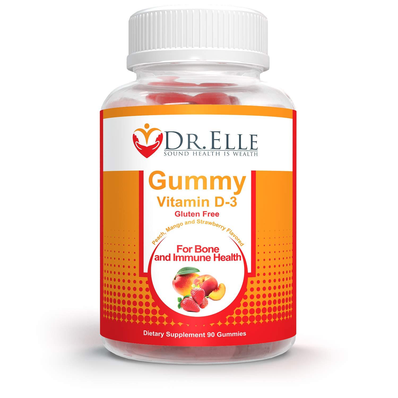 Dr.Elle Vitamin D3 Gummy