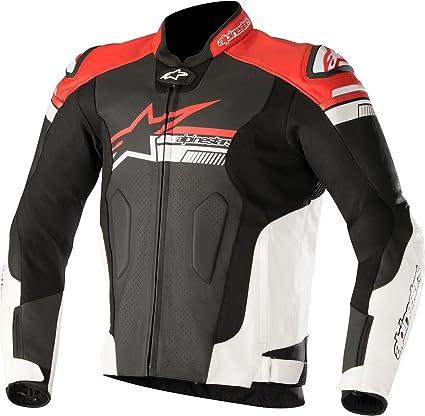 Alpinestars Fuji Airflow Motorcycle Leather Jacket 60 Auto