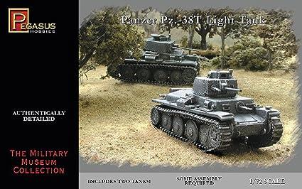/1//72/Panzer 38T Light Tank Pegasus PG7620/