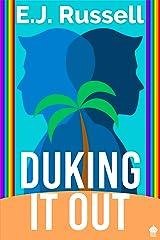 Duking It Out: A M/M Superhero Romance (Royal Powers Book 1) Kindle Edition