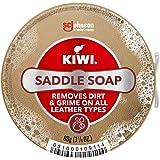 Kiwi Saddle Soap, 3 1/8 Ounce