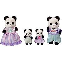 Sylvanian Families 5529 Familia Panda Pookie