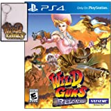 Wild Guns Reloaded with Limited Edition Keychain