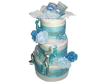 Para pañales cocina con forma de cupcake para niños bebé para pañales de regalo para bautismo