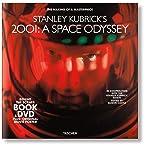 Stanley Kubrick's 2001: A Space Odyssey. Book & DVD Set