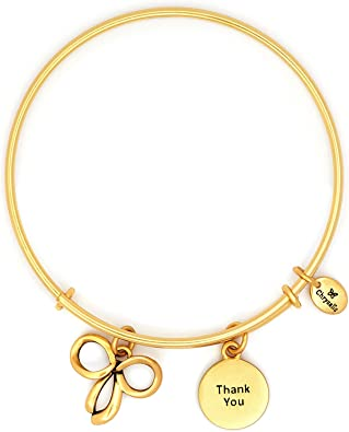 Charm Bracelets for Charms Women /& Girls Jewelry Gold Plated Fancy Charm Bracelet