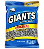 GIANTS Salted Sunflower Seeds (12 - 5.75 oz. Bags)
