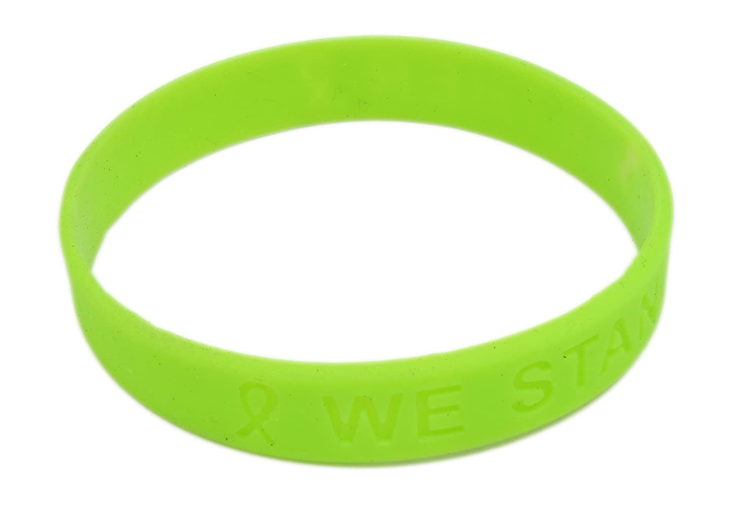 originalleather health awareness mental limegreen leather products original bravelets bracelet