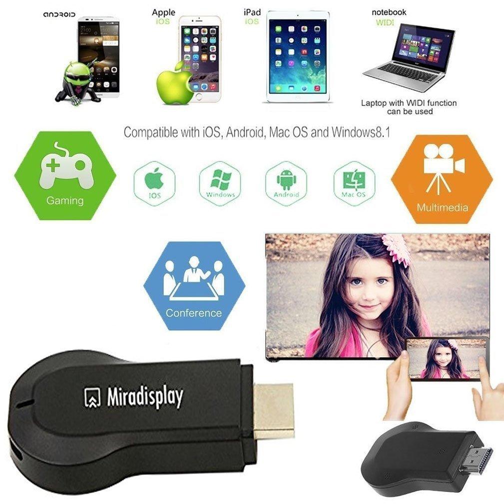 1080p HDMI AV Cable adaptador para conectar Samsung Galaxy S6S7/S7edge a TV HD