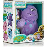 Continuum Games Snuggle Monster - Hide and Seek Bedtime Plush Toy and Book - Purple