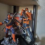 DC Gallery Deathstroke PVC Figure Slade Wilson Diamond Select