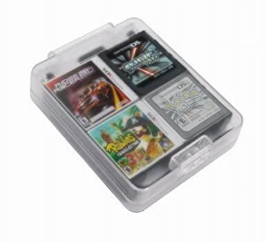 Orb 16 Game Card Case Holder With Sd Slots Nintendo 3ds Dsi Xl Dsi