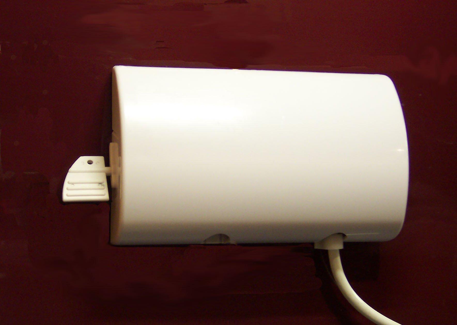 TONGXU Electrical Plug Socket Protector White Double Socket Protector Electric Plug Cover Baby Child Safety Box