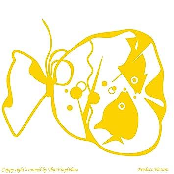Peces, peces, para el suelo de polietileno bolsa, funda para el suelo de polietileno, para acuarios ...