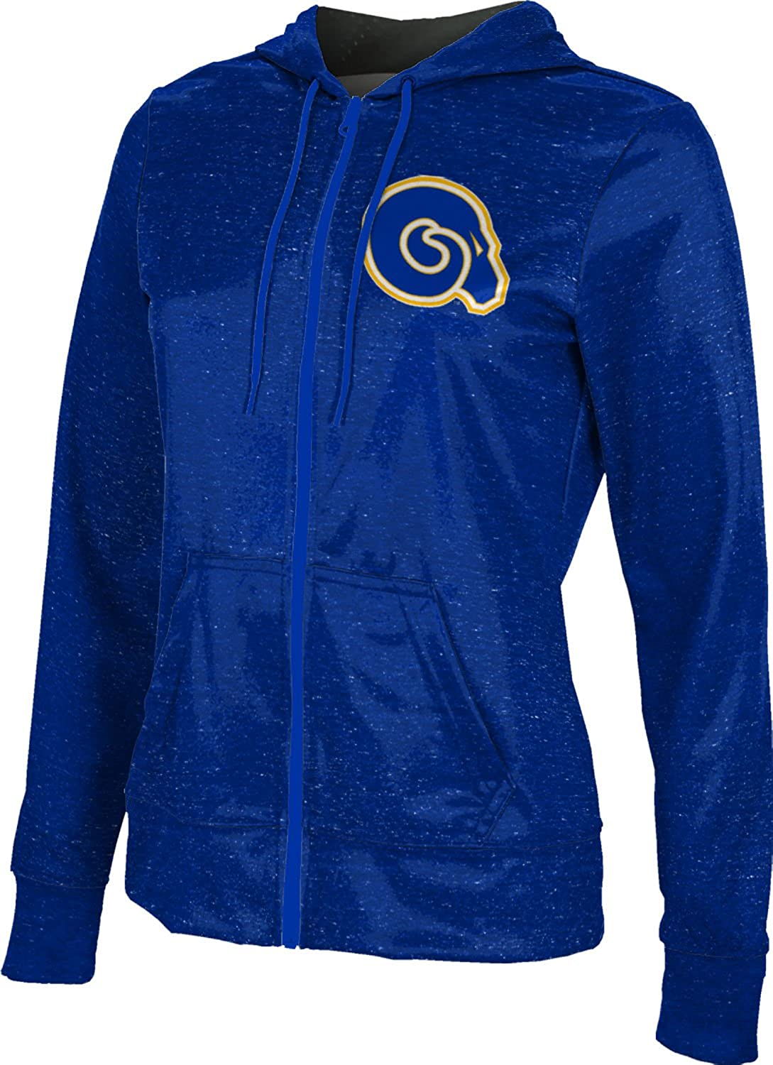 Heather School Spirit Sweatshirt ProSphere Albany State University Girls Zipper Hoodie