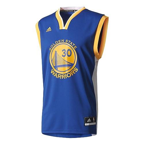 Adidas Int Replica Golden State Warriors Camiseta de