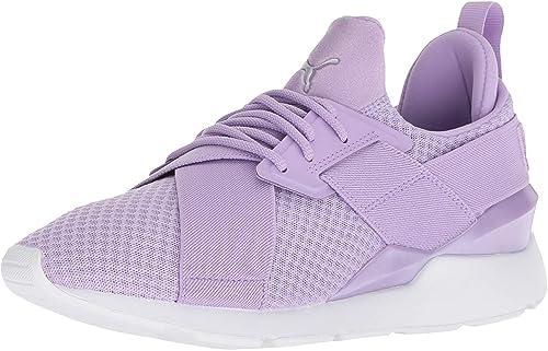 puma muse lavender