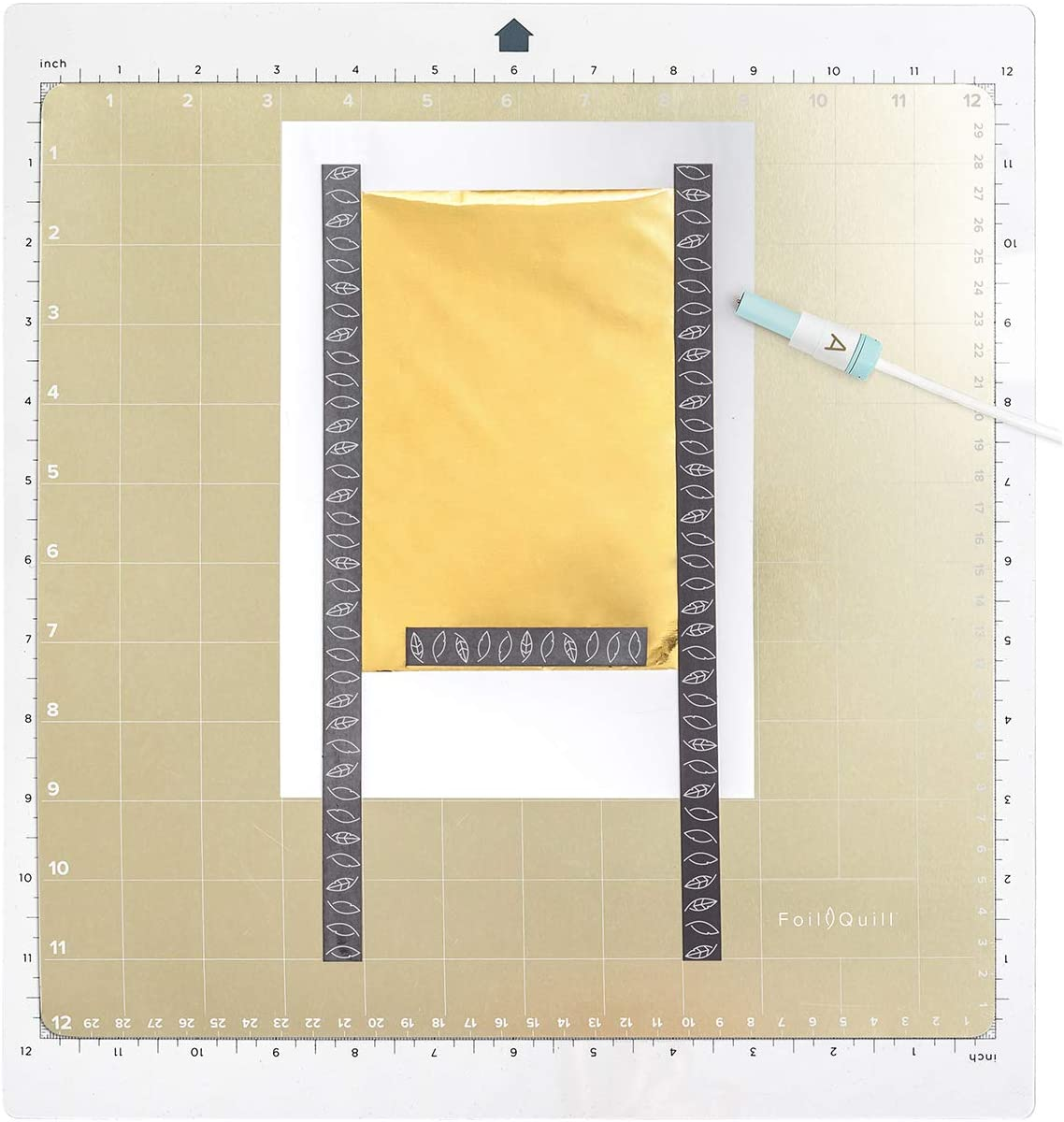 We R Memory Keepers WR661000 Foil Quill Magnetic Mat 12X12