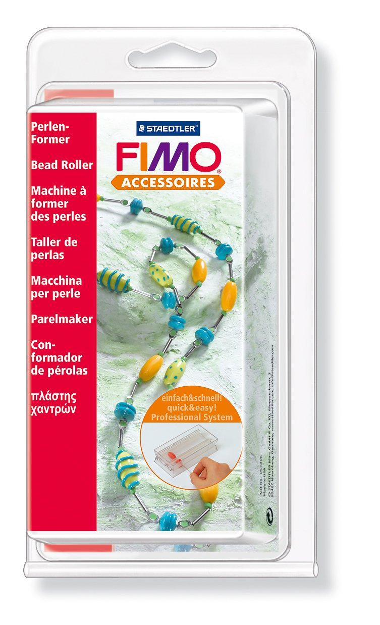Staedtler : Fimo Accessory : Magic Bead Roller : Plus 2 8712 02 ST