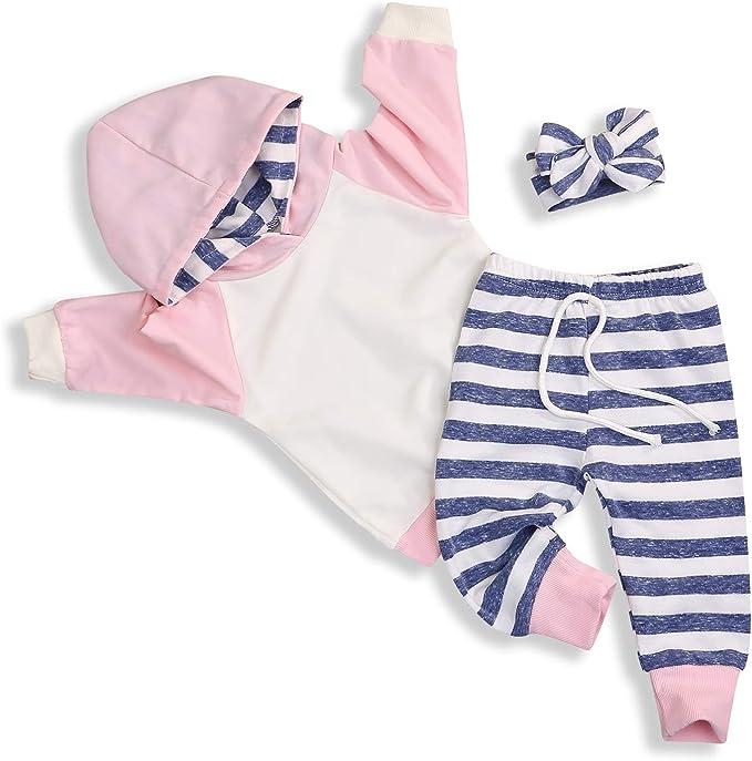 Amazon.com: Conjunto de ropa de invierno para bebé y niña ...