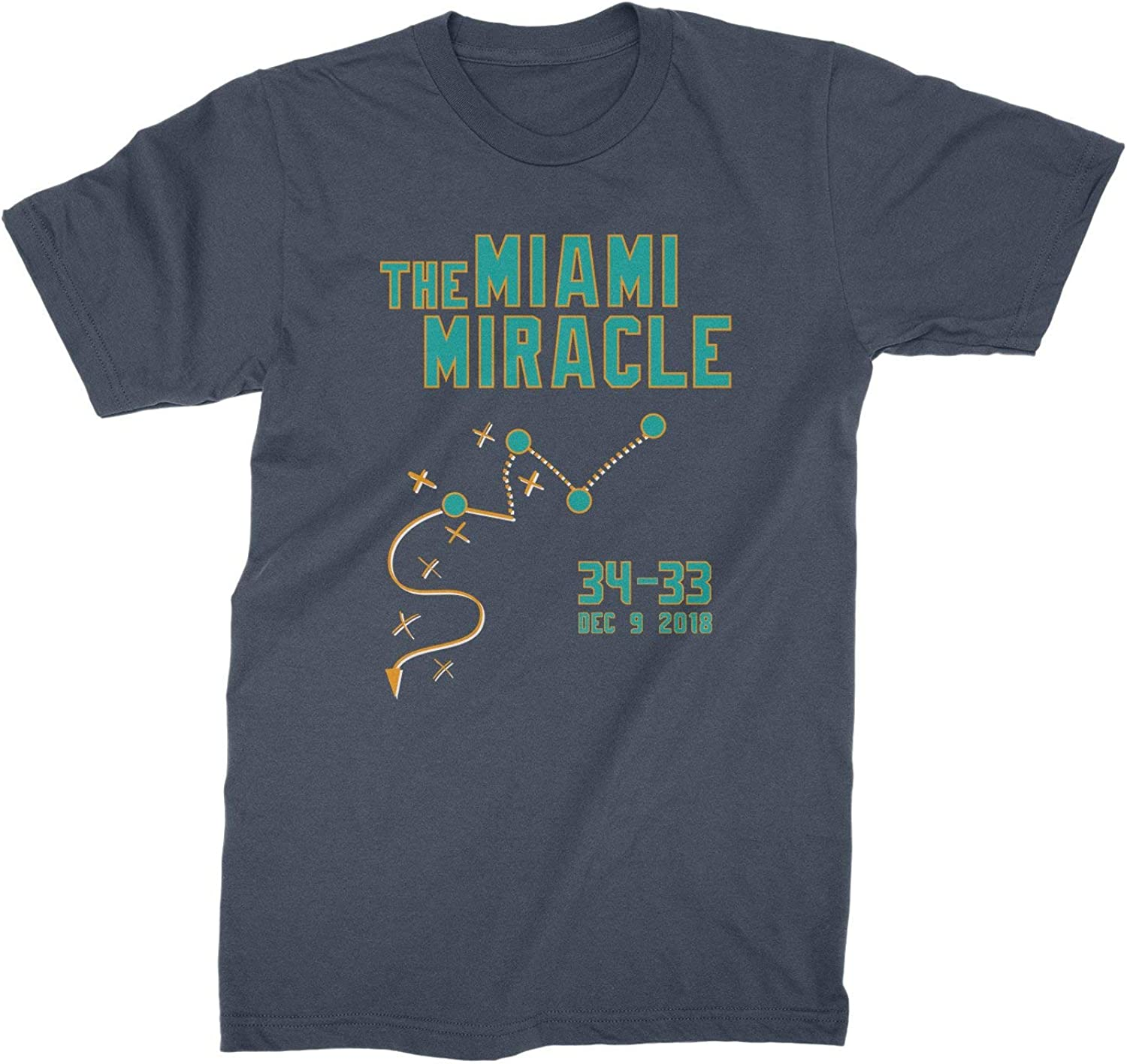 Miami Miracle Shirt 34-33 Tshirt