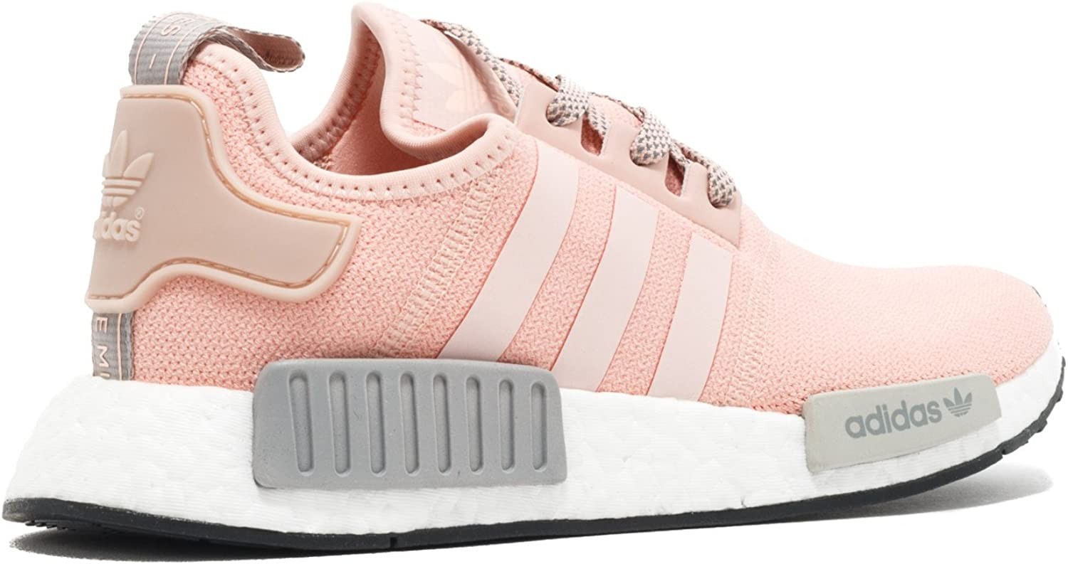 adidas NMD R1 W PK 363, Baskets Mixte Adulte Vapour Pink, Light Onix